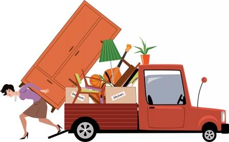 Les 6 astuces pour bien charger son camion de déménagement